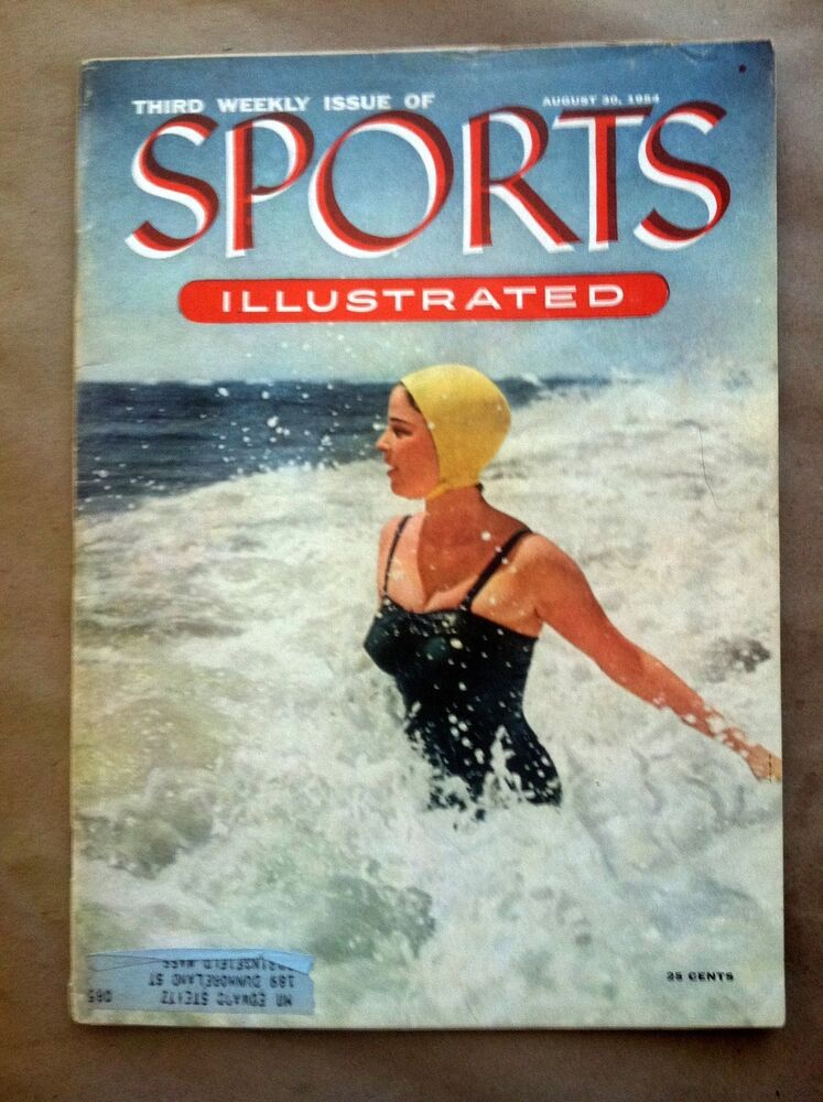 Sports Illustrated Cover Book : Sports illustrated aug  st swimsuit cover