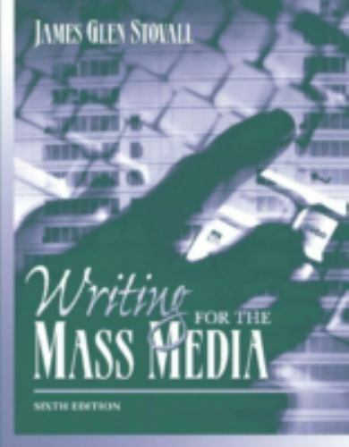 Writing for mass media 11