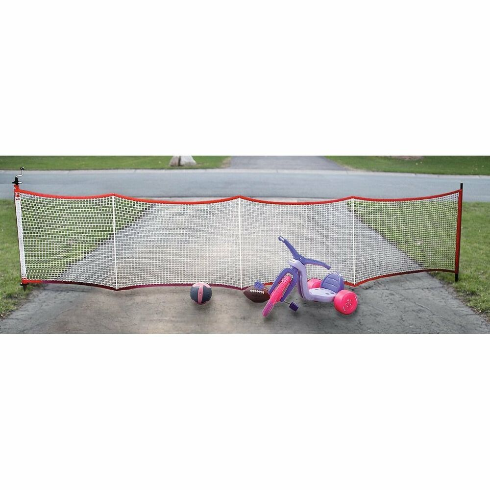 Foot construction kids dog pool fence barrier temporary