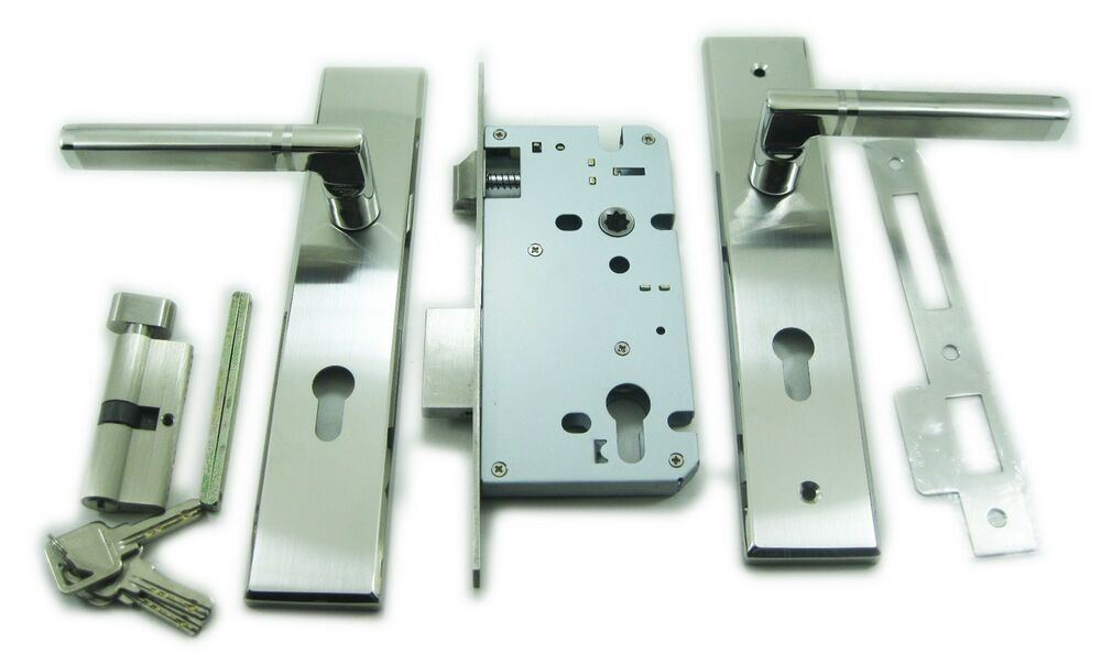 Rafes 304 Stainless Steel Security Mortise Lock Set For