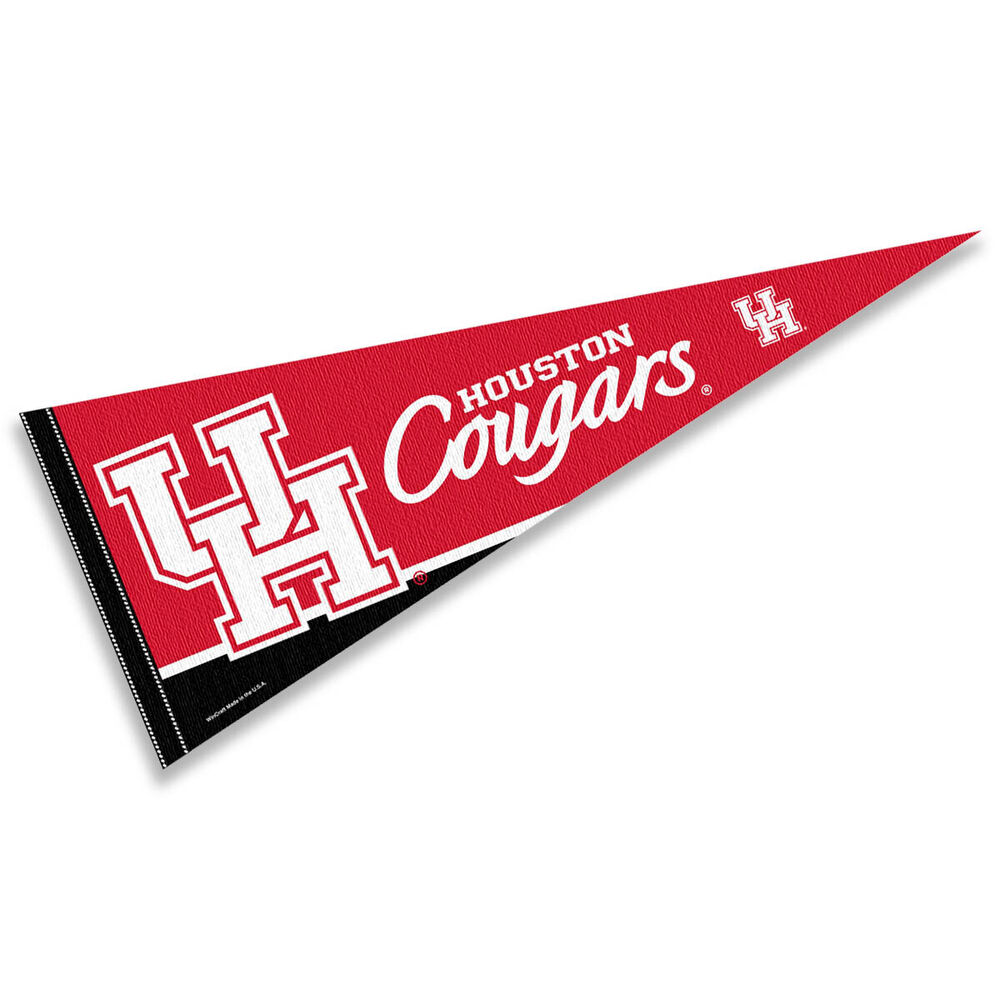 University Of Houston 12x30 Felt Pennant