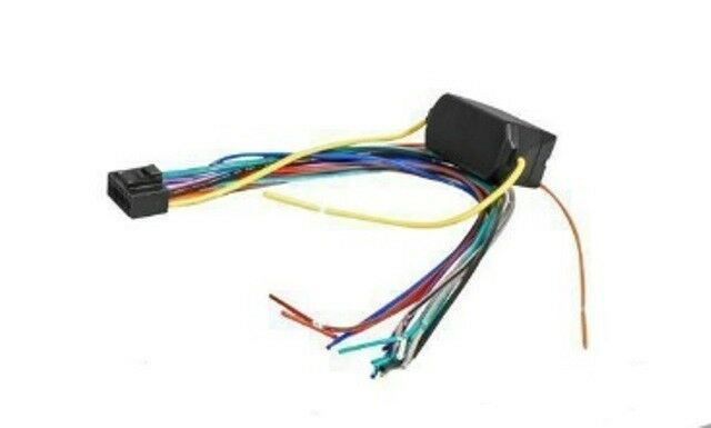 jensen power wire harness for vm9424bt new 30313100 ebay jensen uv10 wiring harness jensen wiring harness code for awm965