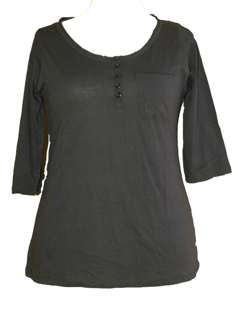 New ladies ex evans plus size t shirt cotton 3 4 sleeve for Plus size 3 4 sleeve tee shirts