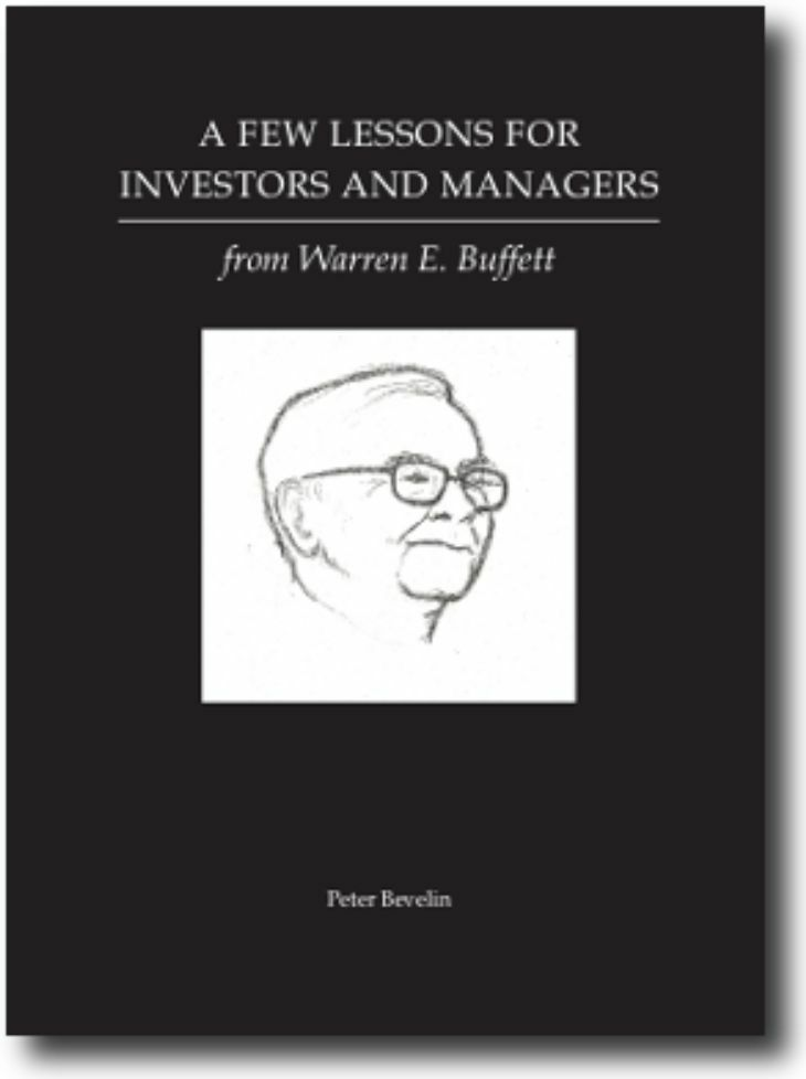 warren buffett case study essays Case1warren e buffett, 2005on may 24, 2005, warren e buffett, the chairperson and chief executive ofcer (ceo)of read more.