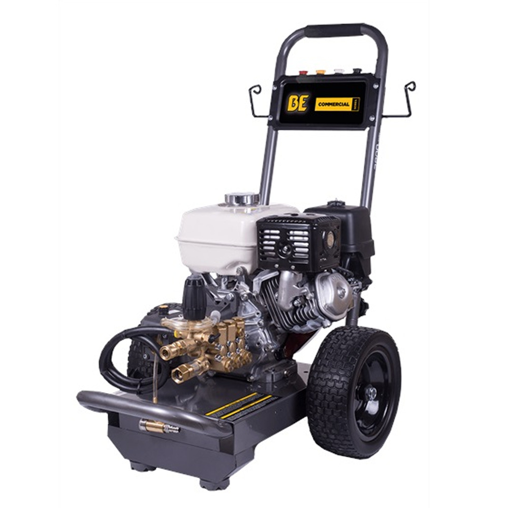 BE Professional 3800 PSI (Gas - Cold Water) Pressure Washer w/ Honda Engine | eBay
