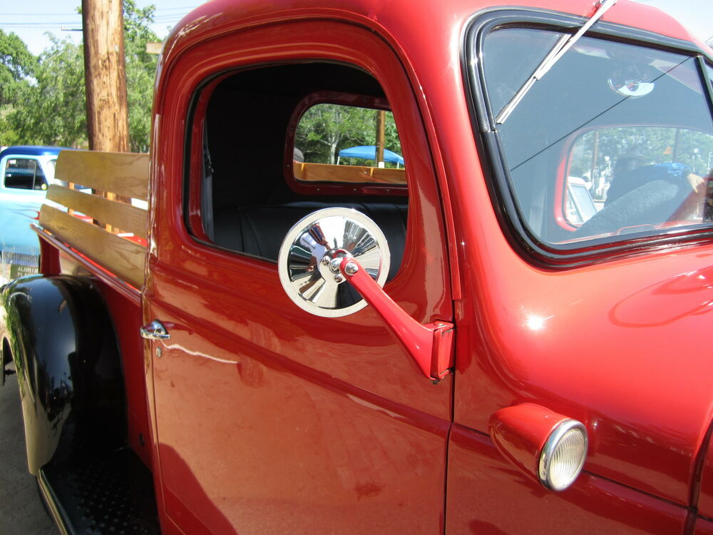 Side Mirror 1930 S 1940 S Dodge Plymouth Studebaker Truck