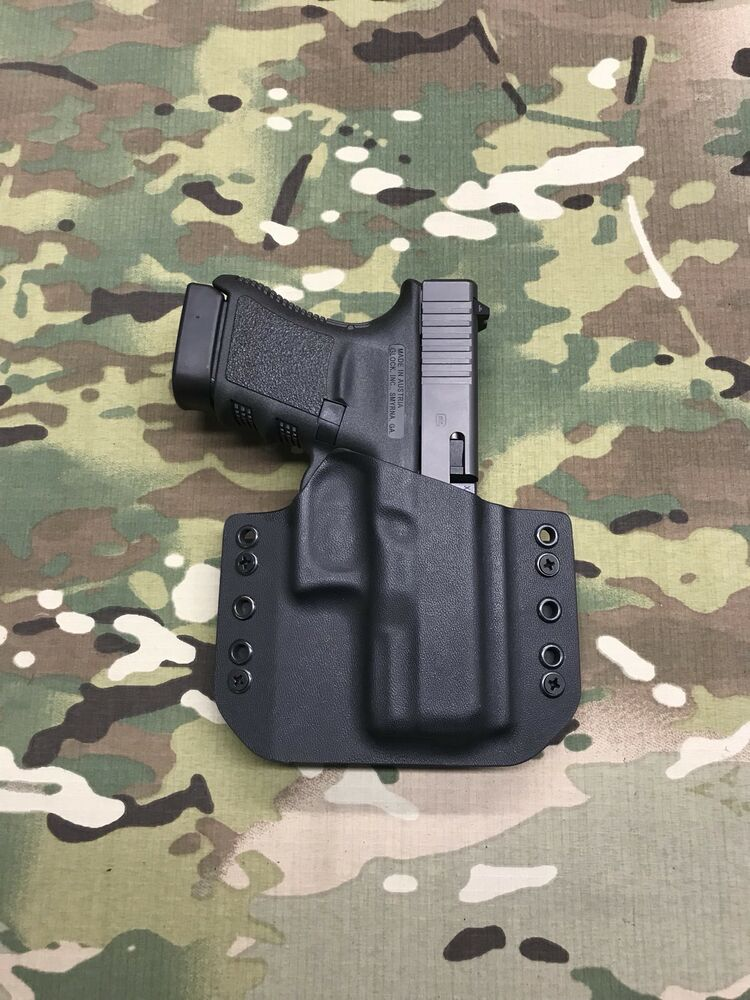 Black Kydex Glock 30s Holster | eBay