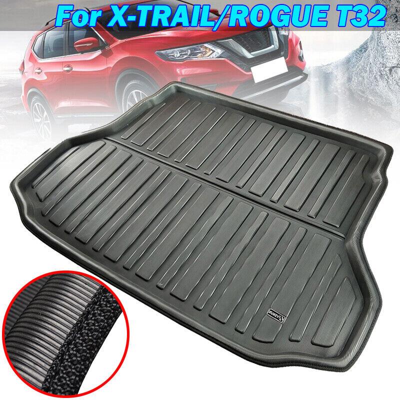Fit For Nissan 2014 2015 2016 Rogue Boot Mat Rear Trunk