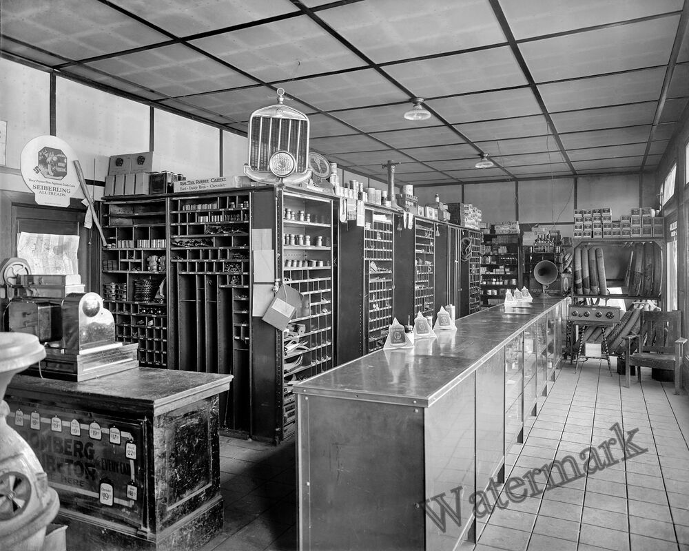 photograph vintage ford dealer parts department year 1925 11x14 ebay. Cars Review. Best American Auto & Cars Review