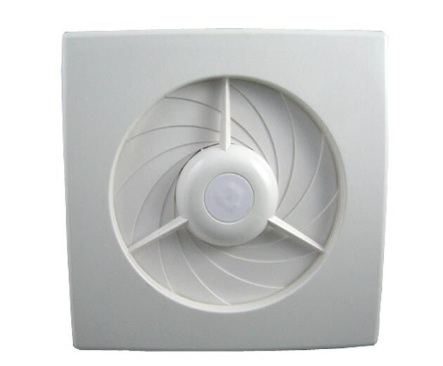 Types Of Exhaust Fans Bathroom