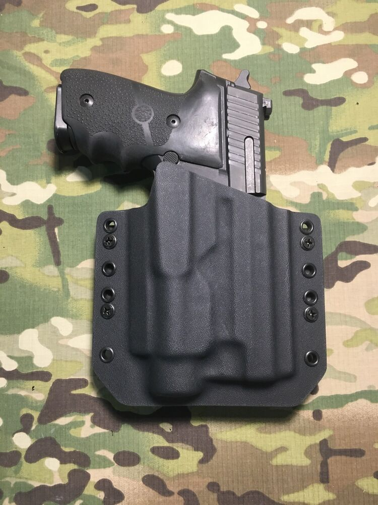 how to make a kydex holster with light