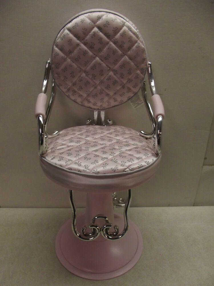Battat Beauty Salon Spa Chair For 18 Quot American Girl Or Our Generation Doll Ebay