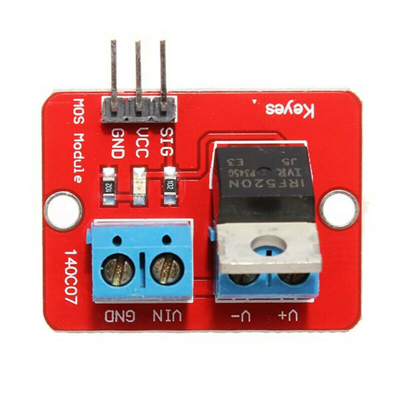 New irf mosfet driver module for arduino raspberry pi