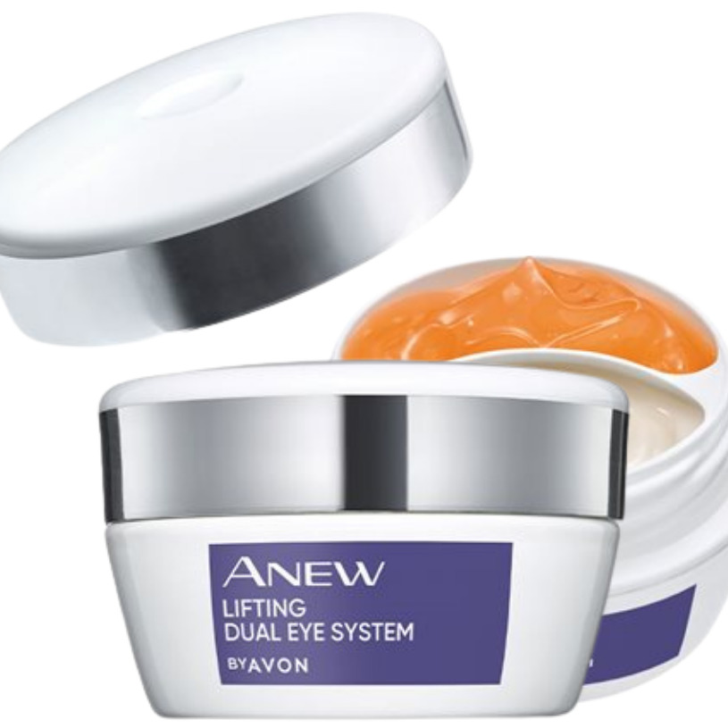 Avon Anew Clinical Infinite Lift Firm Eye Cream Gel Dual