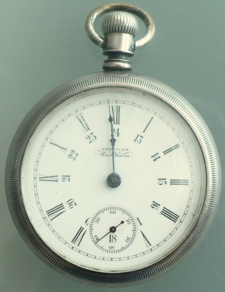 Antique elgin pocket watch dating 5