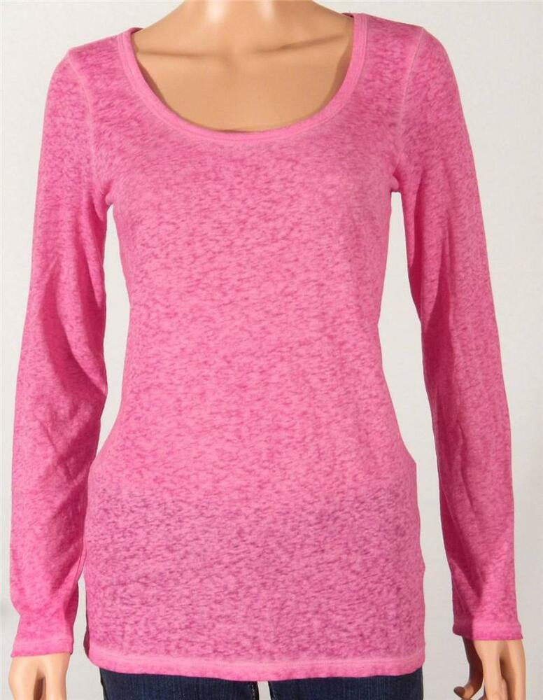 American Eagle Outfitters Aeo Favorite Tee Long Sleeve