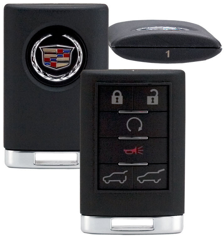 NEW CADILLAC OEM SMART PROX REMOTE KEY KEYLESS FOB