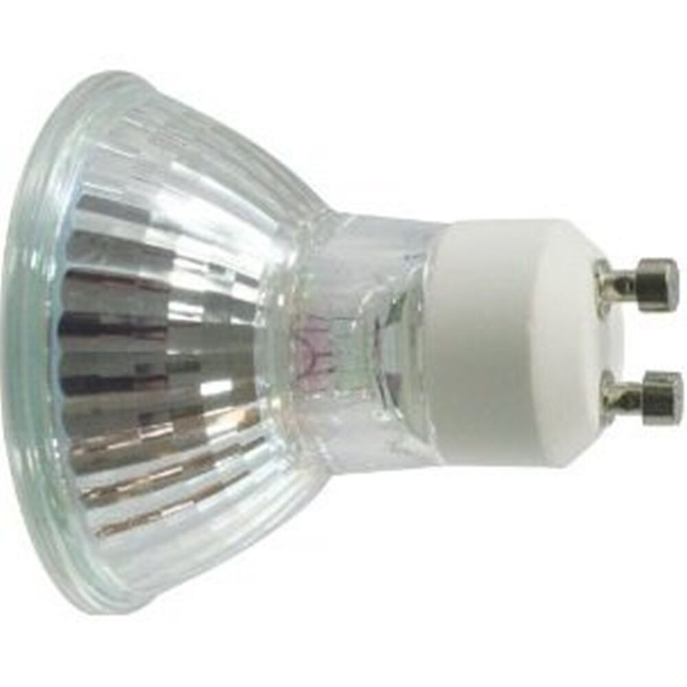 Anyray A1822y 2 Pack 50w Gu10 C 50 Watt Back Light Bulb Halogen Mr16 120volt Ebay
