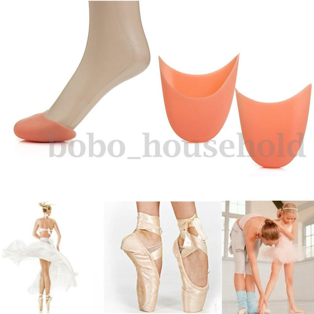 How To Make Pointe Shoe Toe Pads