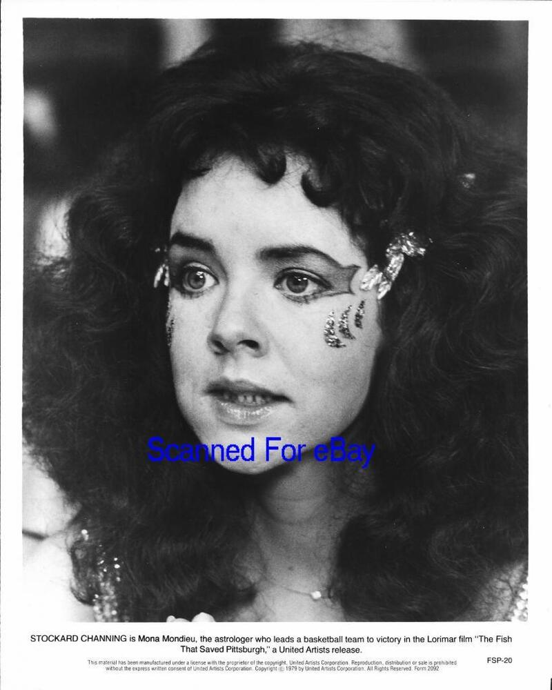 Stockard channing terrific original movie photo the fish for The fish that saved pittsburgh full movie