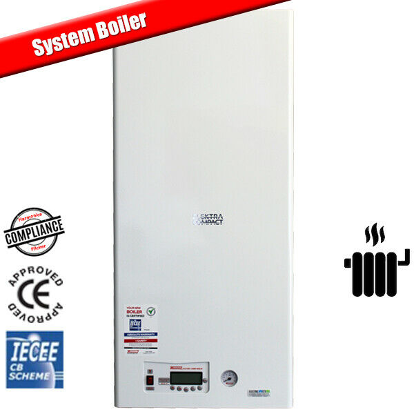 12kw Electric Heating Only Boiler Brand New Ebay