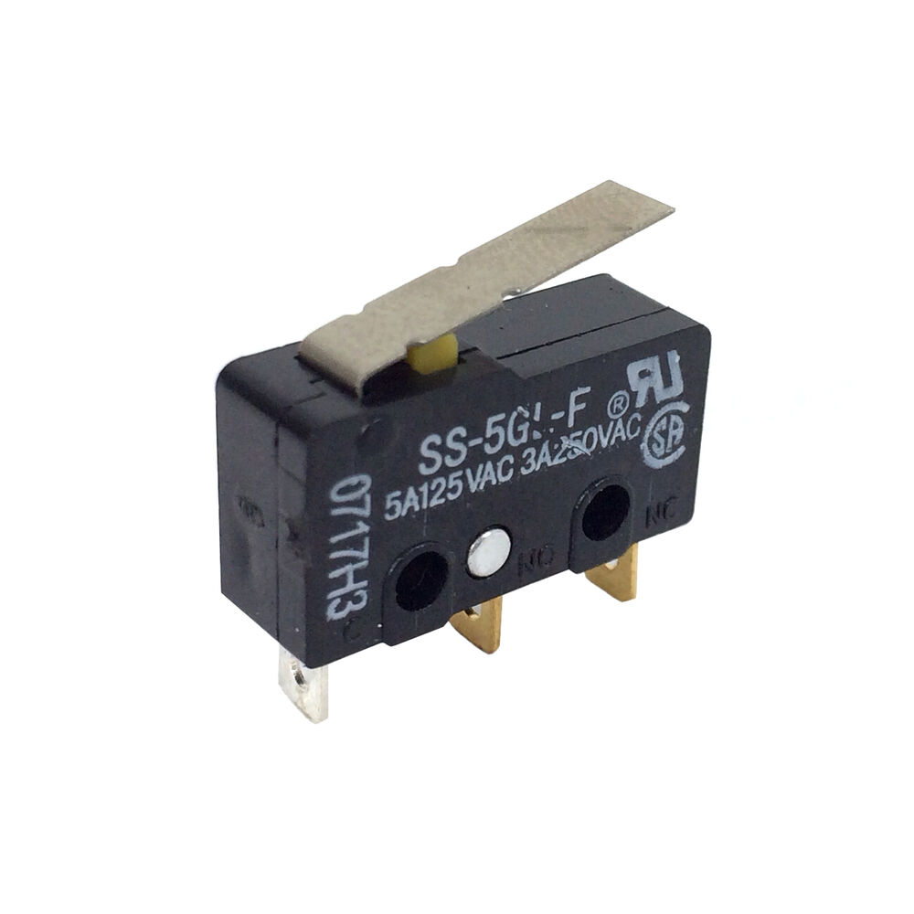 3d printer mechanical endstop switch for reprap rs 75 3d printer micro lever switch mechanical endstop 276