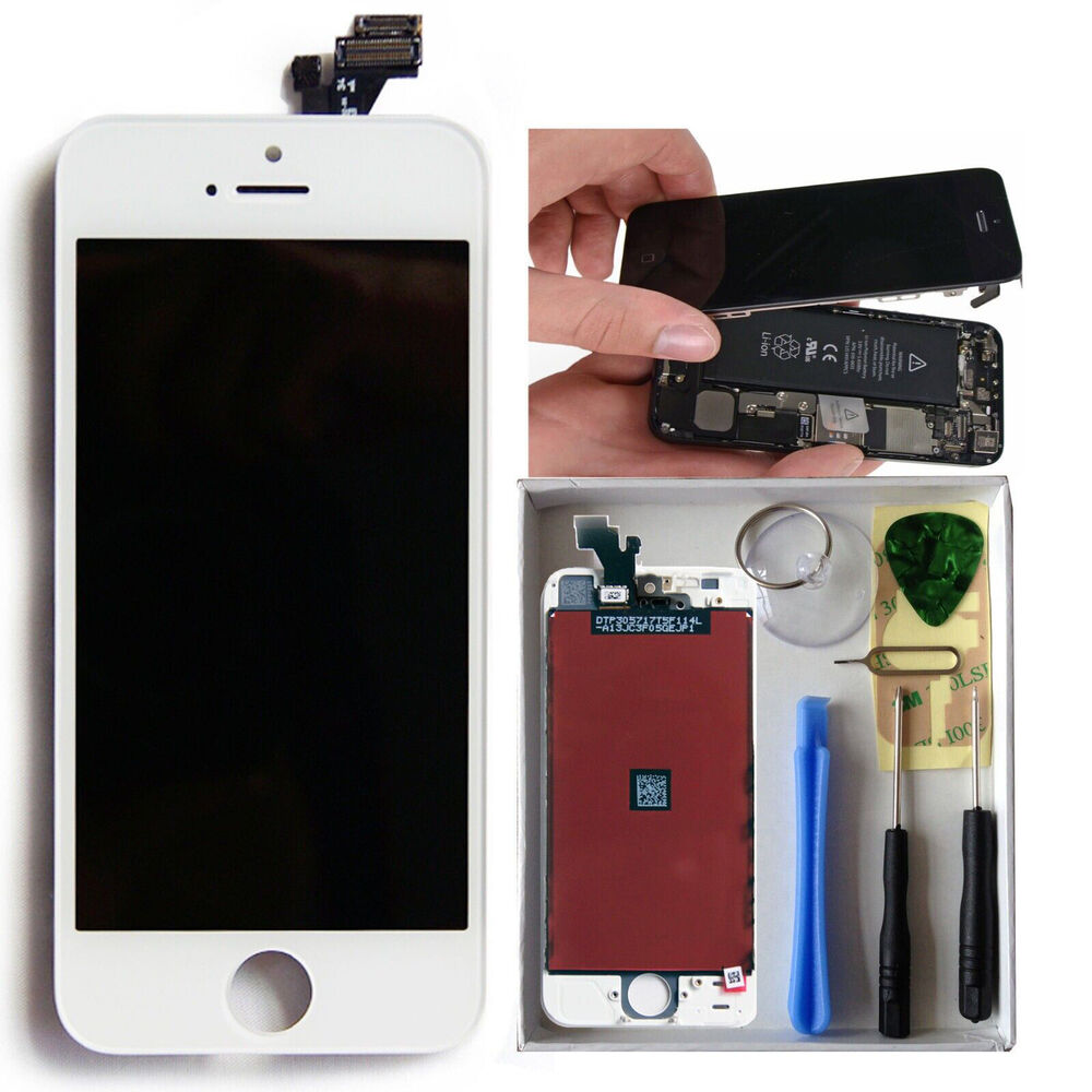 iphone 5 lcd oem lcd touch screen display digitizer assembly 11006