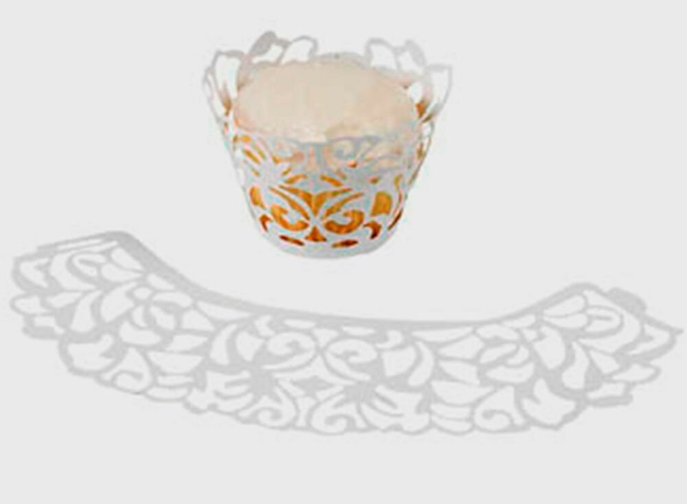 wedding cupcake liners wholesale