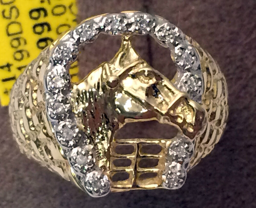 Horse Diamond Jewelry