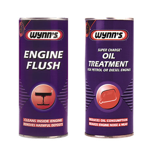 wynns engine flush cleaner super charge oil treatment. Black Bedroom Furniture Sets. Home Design Ideas