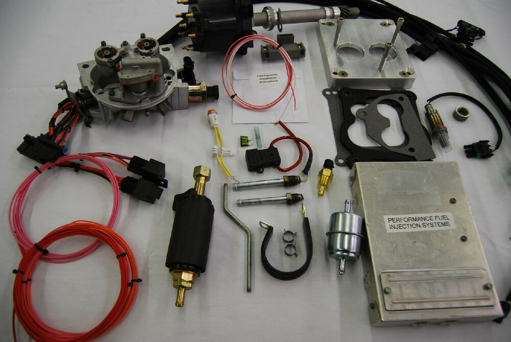 Efi Complete Tbi Conversion Kit For Stock Big Block Chevy