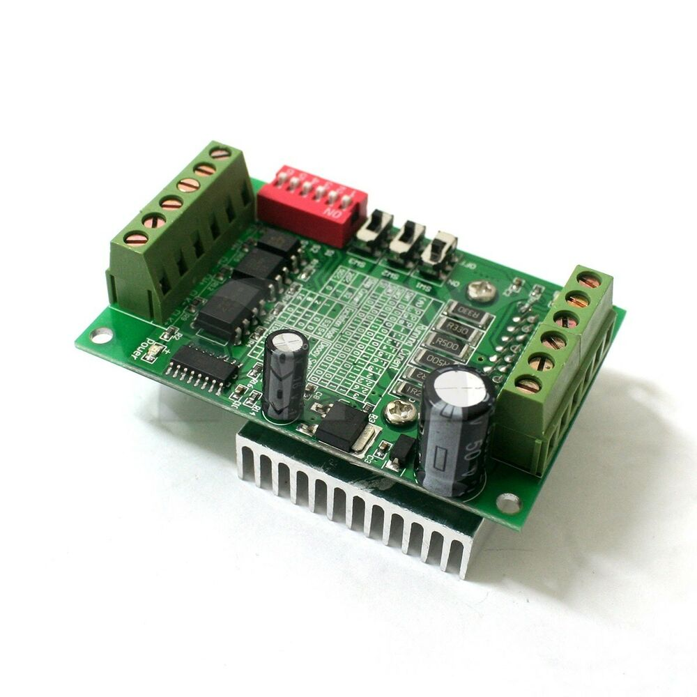Tb6560 3a driver board cnc router stepper motor drivers for Cnc stepper motor controller