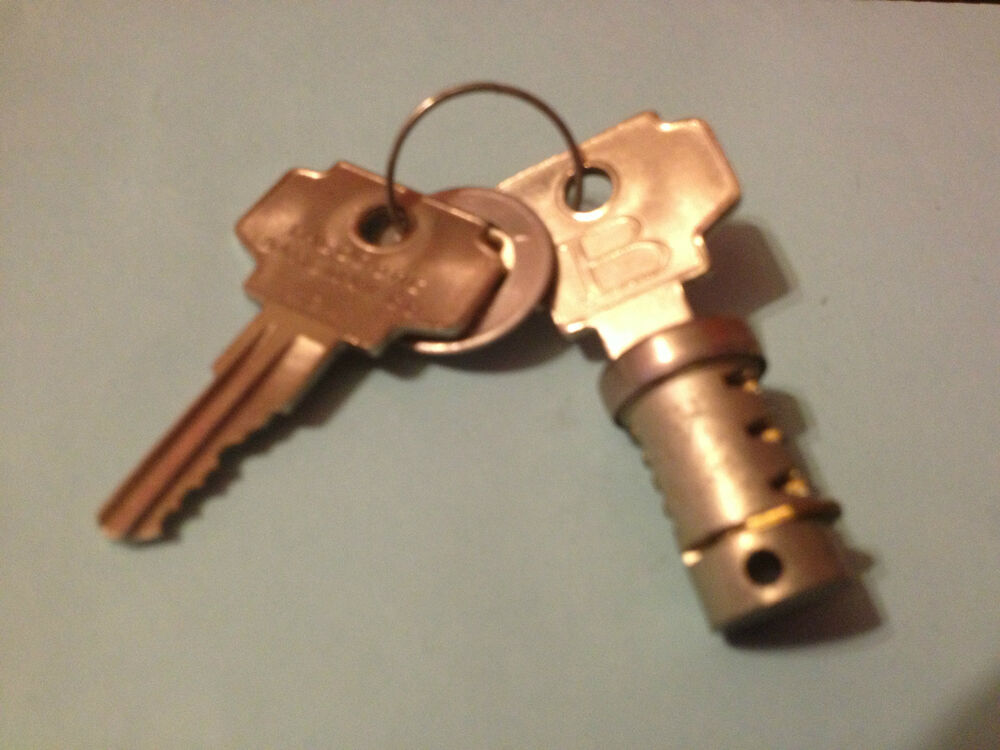 Vintage Bargman L300 Replacement Key Locks Airstream