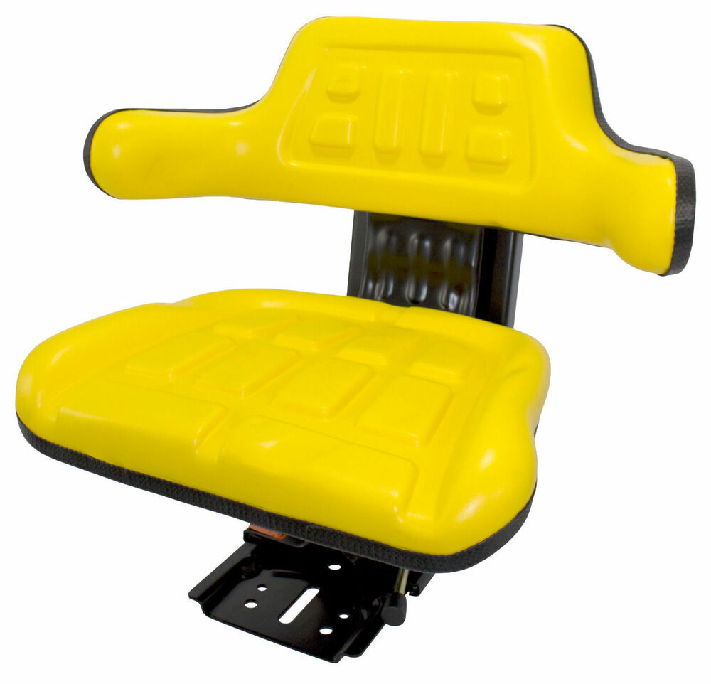 Tractor Seat Suspension Parts : Universal seat suspension fits utility tractors john