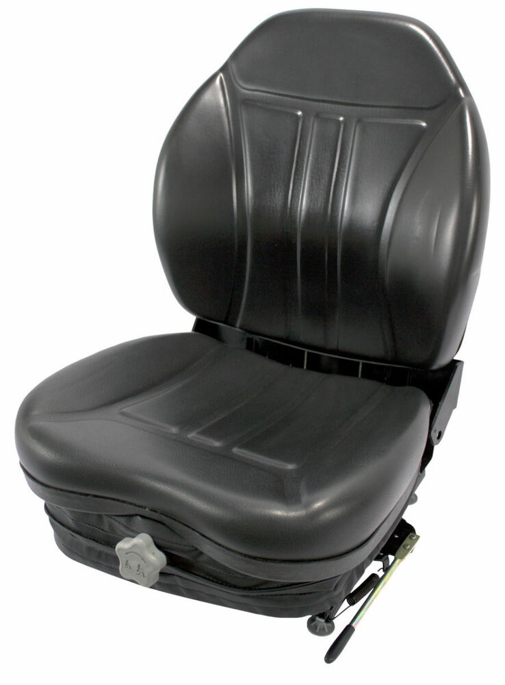 Utility Tractor Seats : Concentric national universal seat bk fits mowers