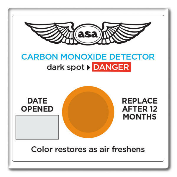 how to detect carbon monoxide in your car