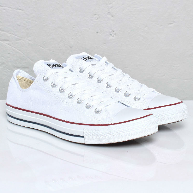 converse chuck taylor m7652 white classic new authentic. Black Bedroom Furniture Sets. Home Design Ideas