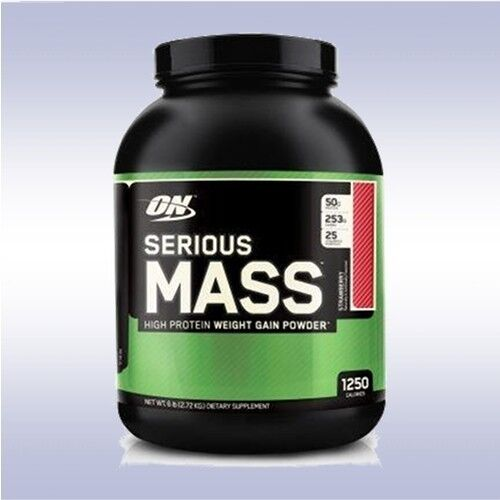 how to use serious mass gainer