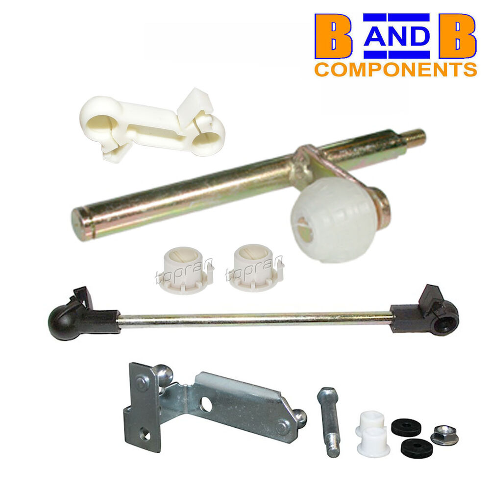 vw golf mk3 gti 1 8 1 9d gear shift linkage repair kit c290 ebay. Black Bedroom Furniture Sets. Home Design Ideas