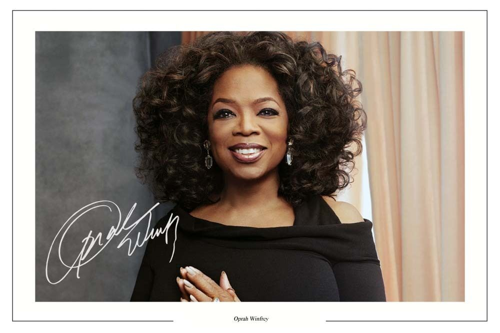 how to write a letter to oprah winfrey for help Waterboro, maine (ap) - a letter from jesus christ might be the affirmation oprah winfrey needs to run for the presidency.
