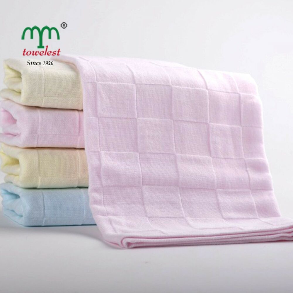 Washcloths History: 1PC Cotton Hand Towels Muslin Baby Towels Bibs Burp Face