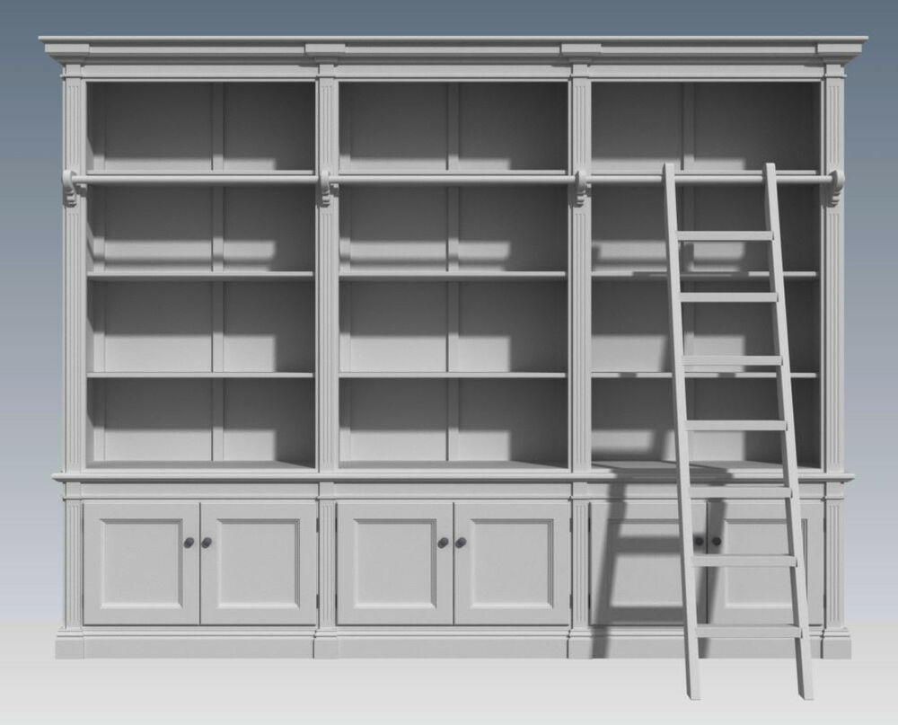 French provincial wall storage unit make your own save for Storage unit building plans