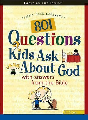 801 questions kids ask about god with answers from the Questions to ask a builder when buying a new home