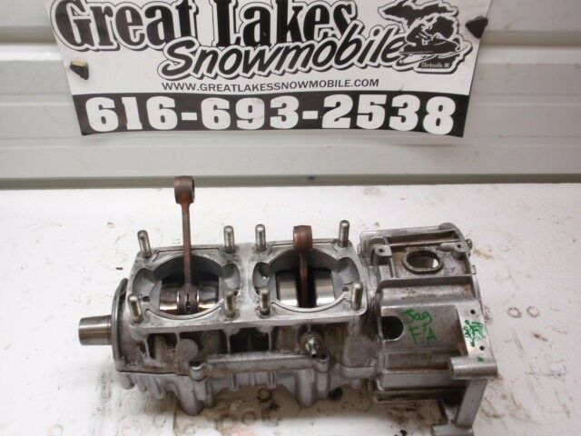 Arctic Cat 275 340 F  A Twin Snowmobile Engine Complete
