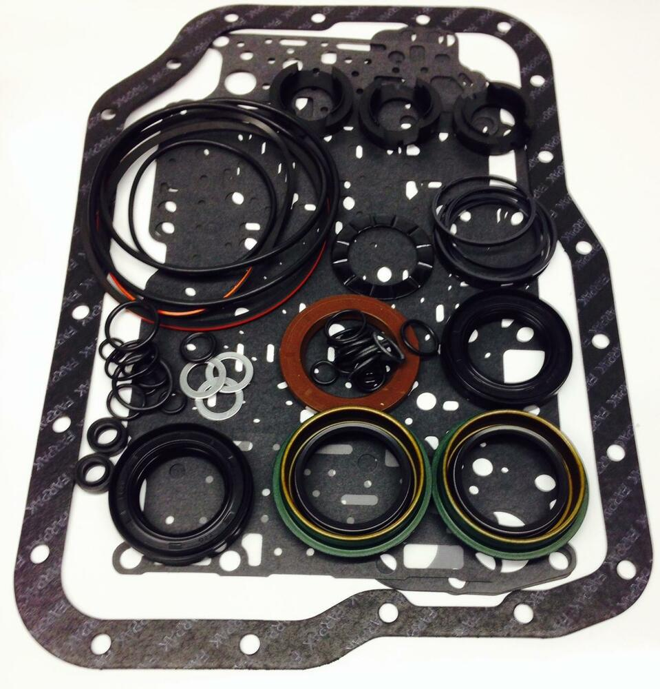 ford focus 4f27e 4 speed automatic transmission gasket seal rebuild kit ebay. Black Bedroom Furniture Sets. Home Design Ideas