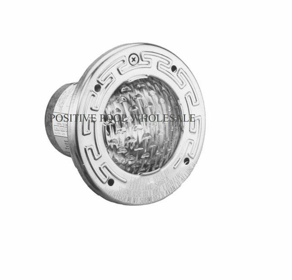 Pentair 77168100 aqualight 250w 120v inground swimming - Inground swimming pool light fixture ...
