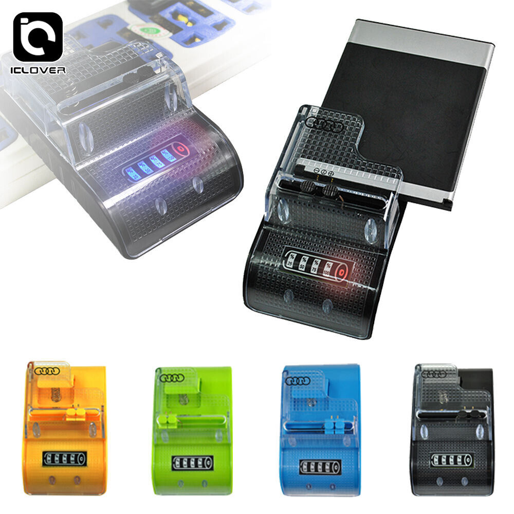 Lcd Universal Mobile Cell Phone Camera Wall Travel Battery