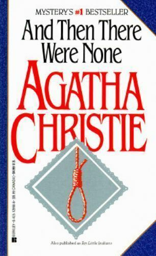 an analysis of the mystery book and then there were none agatha christie