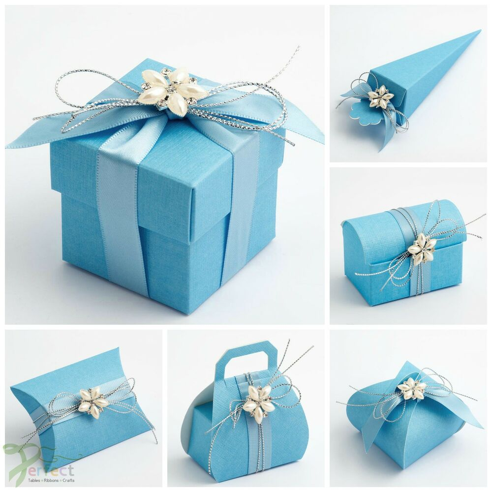 Luxury Diy Wedding Christening Baby Shower Favour Gift