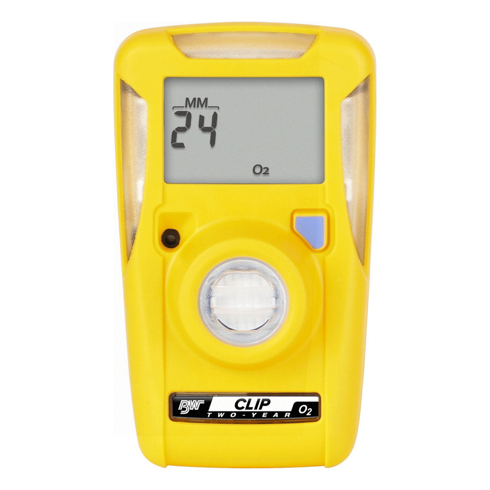BW Technologies BWC2-X GasAlert Clip Extreme Gas Monitor ...